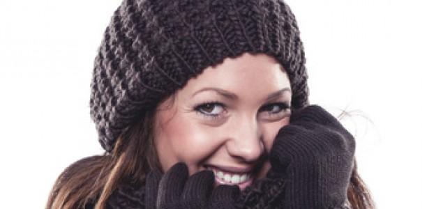 Trendige Winter-Outfits selber stricken