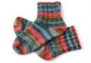 Kreatives Socken stricken